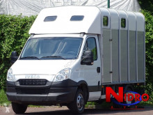 Iveco Daily Horse truck IFOR WILLIAMS Camera Airco van à chevaux occasion
