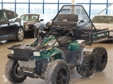Voiture Polaris 6x6 big boss + SYKKELTILHENGERE
