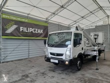 Renault Maxity used platform commercial vehicle