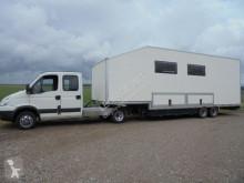 Iveco BE Camper combinatie, Mobile home trailer + Iveco 7 pers. trekker