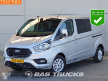 Fourgon utilitaire Ford Transit 2.0 TDCI 170PK LIMITED Automaat Navigatie Camera L2H1 4m3 A/C Double cabin Towbar Cruise control