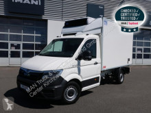 MAN TGE 3.180 4X2F SB E6 Carrier Xarios 600T Kühlkoffe used refrigerated van