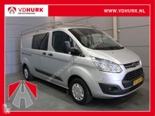 Ford Transit 2.2 TDCI 126 pk L2H1 DC Dubbel Cabine 2.8t Trekverm./Imperiaal/Cruise/Cam fourgon utilitaire occasion