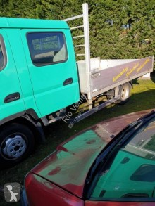Mitsubishi Fuso Canter 3C13 used dropside flatbed van