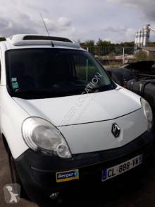 Renault Kangoo utilitaire frigo caisse positive occasion