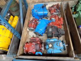 Hydraulic system hydrauliek motor
