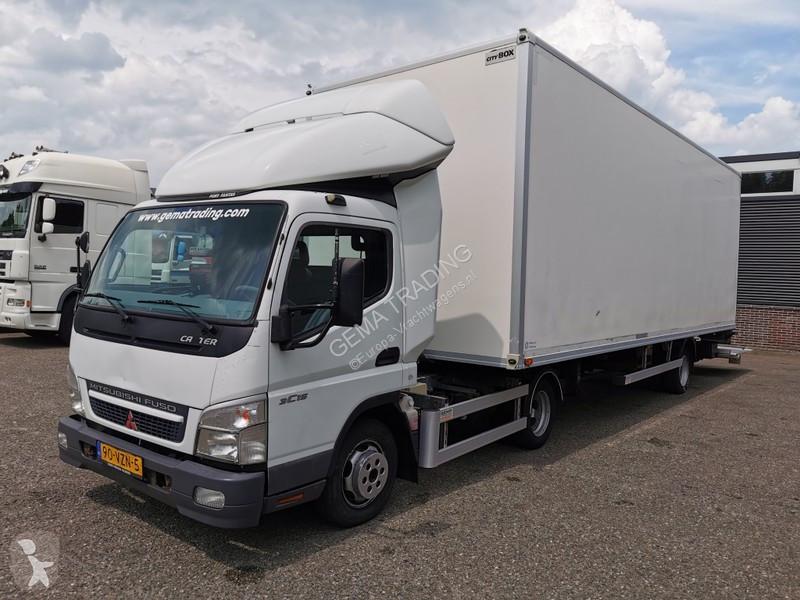 Voir les photos Ensemble routier Mitsubishi Canter 3C15 F Euro4 + NEFRA OPLR70L - 1000KG Laadklep - 06/2021 APK