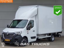 Renault Master 165PK Bakwagen Laadklep Dubbellucht Zijdeur 21m3 A/C Cruise control furgão comercial novo