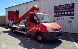 úžitkové vozidlo Iveco nacelles