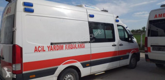 furgoneta ambulancia usada