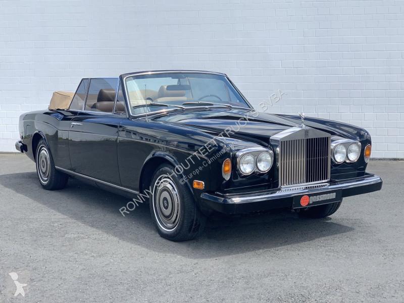 Voir les photos Véhicule utilitaire Rolls-Royce Corniche Cabriolet Corniche Cabriolet
