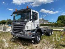 furgoneta furgoneta chasis cabina Scania