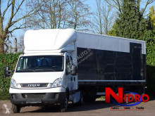 Ensemble routier fourgon Iveco Daily 180PK TREKKER OPLEGGER BE LICENSE 75000km