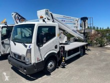 New telescopic articulated platform commercial vehicle Nissan Cabstar 130.35