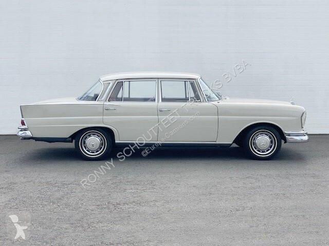 Zobaczyć zdjęcia Pojazd dostawczy Mercedes 220 SEB Automatic Heckflosse (W111)  SEB Automatic Heckflosse (W111)