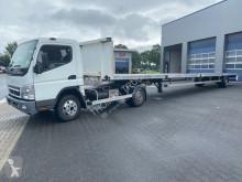 Mitsubishi Uniek !!! 6C18 ( tech. 10 Ton ) B/E Rijbewijs, icm Doornwaard 13.60 Mtr. Oplegger tractor-trailer