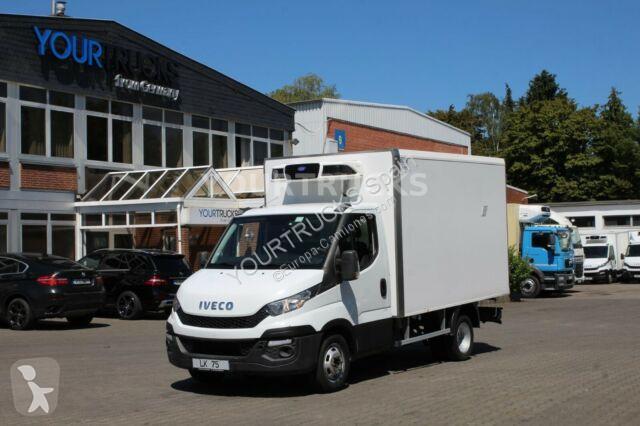 Voir les photos Véhicule utilitaire Iveco Daily 35C13 Carrier Pulsor 350/Strom/Klima/ATP