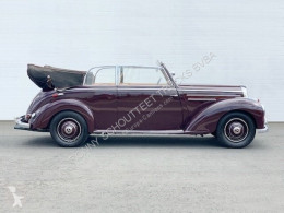 Voiture cabriolet occasion Mercedes 220 B Cabriolet W187 B Cabriolet W187