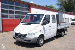 Tweedehands open bakwagen driezijdige kipper Mercedes Sprinter 308 CDI