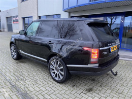 Land Rover Range Rover VOGUE 4.4 SDV8 GRIJS KENTEKEN !!! PANO, MASSAGE !! used cargo van