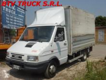 furgoneta furgoneta con lona Iveco