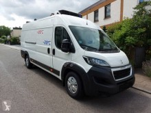 Peugeot Boxer 2,0L HDI used negative trailer body refrigerated van