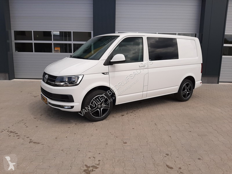 Voir les photos Véhicule utilitaire Volkswagen Transporter 2.0 TDI L1H1 Highline 2.0 TDI Dubbel cabine 5 persoons