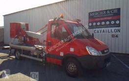véhicule utilitaire Iveco nacelles