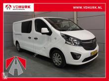 Furgoneta furgoneta furgón Opel Vivaro 1.6 CDTI 120 pk Sport L2H1 DC Dubbel Cabine Camera/Navi/Cruise/Airco