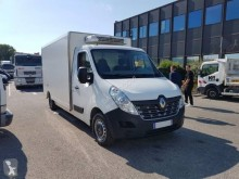 Renault Master 140.35 used positive trailer body refrigerated van