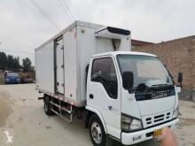лекотоварен хладилен автомобил хладилна надстройка с агрегат за отрицателни температури Isuzu