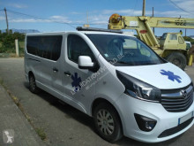 Ambulanza Opel Vivaro F2900 L2H1 120 Business (Fiat-Mercedes)