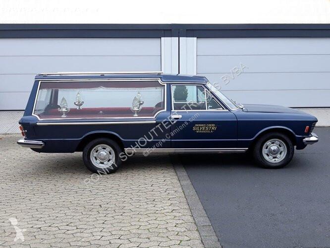 Voir les photos Véhicule utilitaire Fiat 130 B Bestattungswagen 130 B Bestattungswagen
