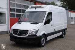 Mercedes Sprinter used negative trailer body refrigerated van