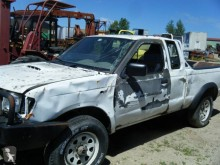 Voiture pick up Nissan Navara