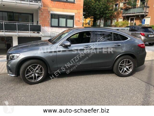 Voir les photos Véhicule utilitaire Mercedes GLC-Klasse Coupe GLC 250 d 4Matic/ AMG OPTIK.