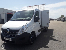 Utilitaire benne occasion Renault Master 145.35 benne + coffre