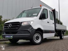 Mercedes Sprinter 311 cdi dubbele cabine, used flatbed van