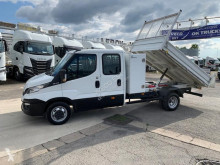 Iveco Daily 35C14 D - 6 places benne coffre carrinha comercial basculante estandar usado