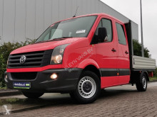 Utilitaire plateau occasion Volkswagen Crafter 35 2.0 tdi dc trekhaak 2800