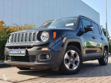 Jeep Renegade 1.6 MJ grijs kenteken ac au fourgon utilitaire occasion