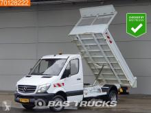 Mercedes Sprinter 513 CDI Kipper Tipper Dubbellucht Airco 3.5T Trekhaak A/C Towbar ribaltabile usato