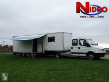 Iveco tow 40C 170 pk RENNSPORT CAMPER 6 BEDS MOTOR KART CYCLE SPORT