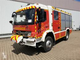 Camion Mercedes Atego 1529 AF 4x4 Doka 1529 AF 4x4 Doka, Retarder, Rosenbauer LF 10 pompieri usato
