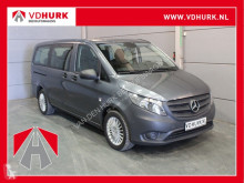 Utilitaire caisse grand volume occasion Mercedes Vito 116 CDI Aut. (Incl. BPM/ Excl. BTW) Tourer/Combi/Kombi/8 Persoons/8 P/ PDC/Cruise/Airco/LM/Navigatie voorbereiding