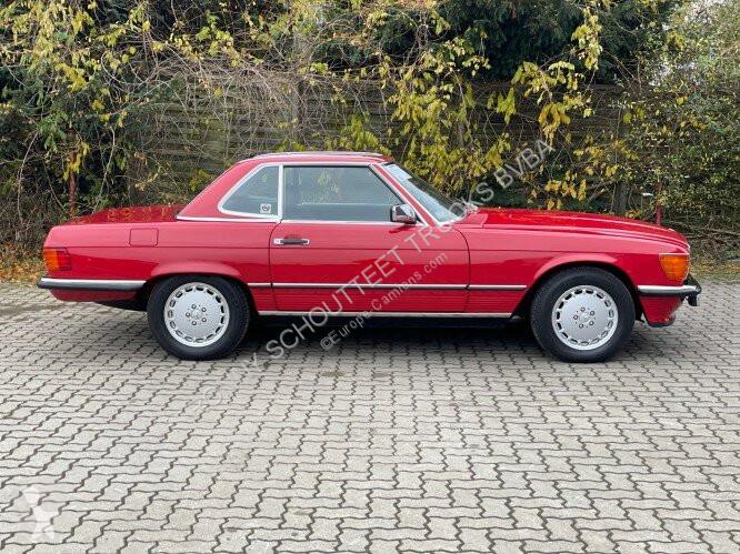 Zobaczyć zdjęcia Pojazd dostawczy Mercedes 560 SL (R107)  SL (R107) Autom./Klima/Radio