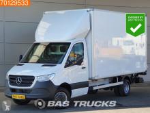 Furgoneta furgoneta furgón Mercedes Sprinter 516 CDI 160PK Bakwagen Dhollandia Laadklep Dubbellucht Carplay 21m3 A/C Cruise control