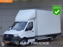 Mercedes large volume box van Sprinter 316 CDI 160PK Bakwagen Dhollandia Laadklep Enkellucht Carplay 21m3 A/C Cruise control