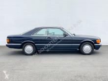 Furgoneta coche berlina Mercedes 560 SEC 126 SEC 126 SHD/Autom./Klima/eFH.