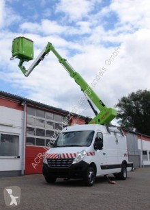 Renault Master 150 DCI used articulated platform commercial vehicle